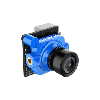 Foxeer Arrow Micro Pro 600TVL FPV Camera with OSD - RED 1.8mm
