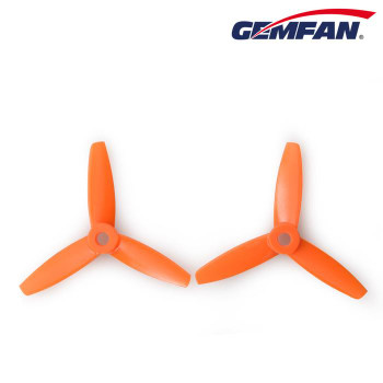 Gemfan 3035 BN 3-Blade PC Orange 5mm