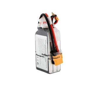 Tattu 1550mAh 11.1V 75C 3S1P Lipo Battery Pack with XT60 plug