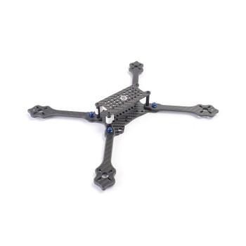 """Diatone GT-Rabbit Frame Kit 5"""" Stretch X Silver"""
