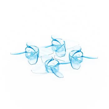 AVAN TH Turtlemode Propeller 4-blade 1 set -Blue