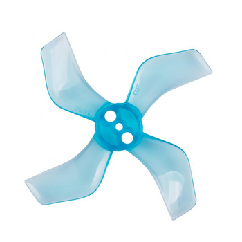 Gemfan 40mm Durable 4 Blade 1.5mm Propeller (4CW, 4CCW)