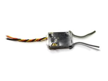 DSMX / DSM2 Micro Receiver w Bind Button