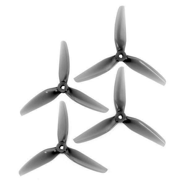 HQ Durable Prop  5.1X3.6X3 Grey (2CW+2CCW)