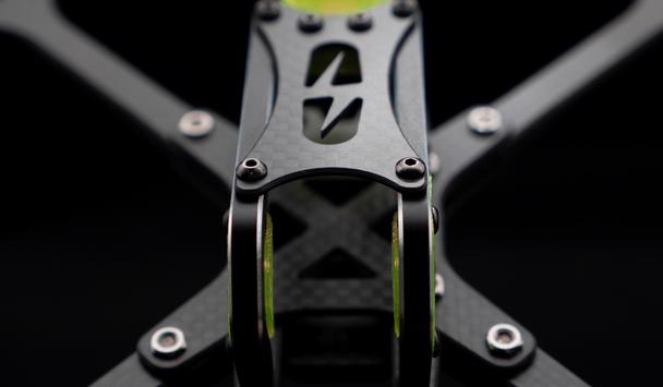 """Transtec Lightning X V2 5"""" FPV Frame"""