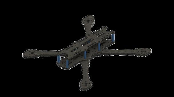 """RotoRev Mantis 5/6"""" Multi-Layout FPV Freestyle Frame Analog & DJI"""