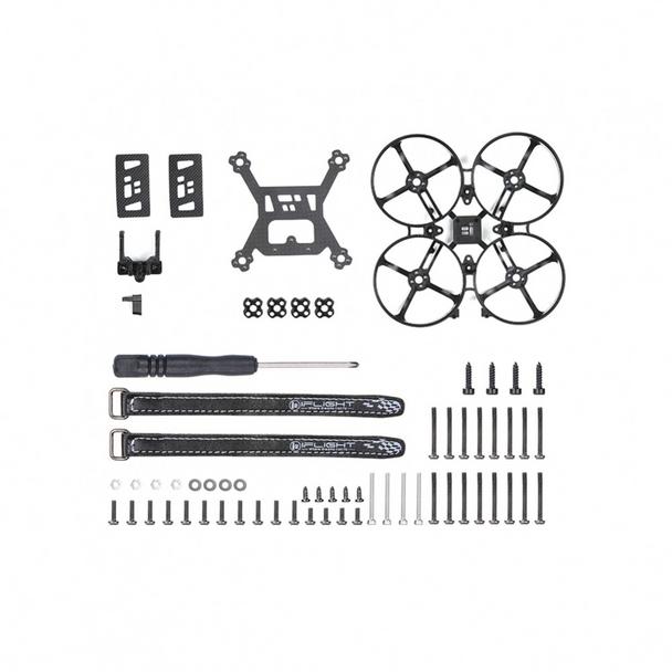 Alpha C85 Pusher Whoop DIY Build Frame kit