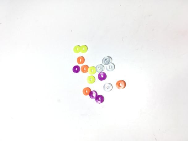Damper Silicone O-Rings  10pk