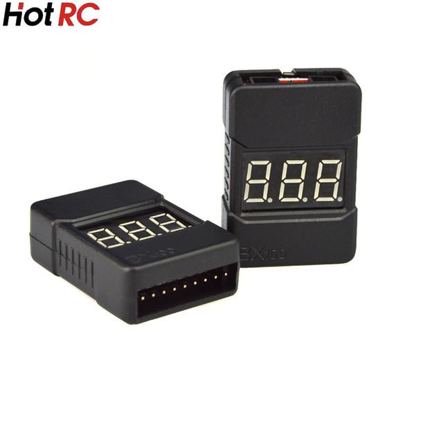 BX-100 Voltage display lipo Buzzer alarm