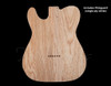 T-Style Smuggler Body #156 Swamp Ash
