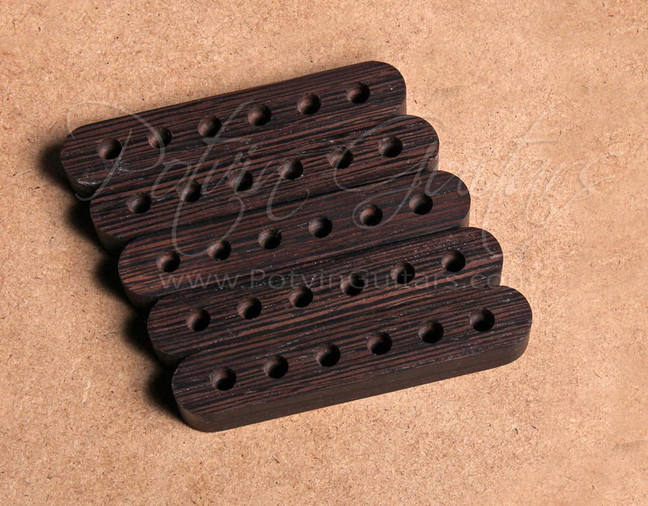 String Retainer Block (wenge)