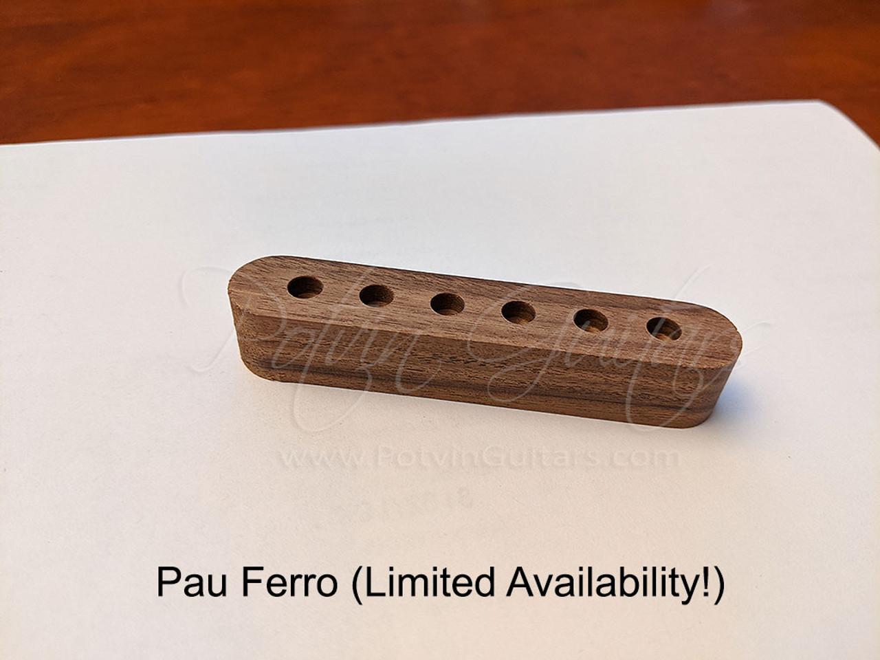 String Retainer Block (Pau Ferro - Limited Availability!)
