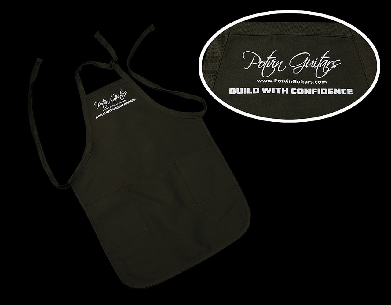 Potvin Guitars Shop Apron