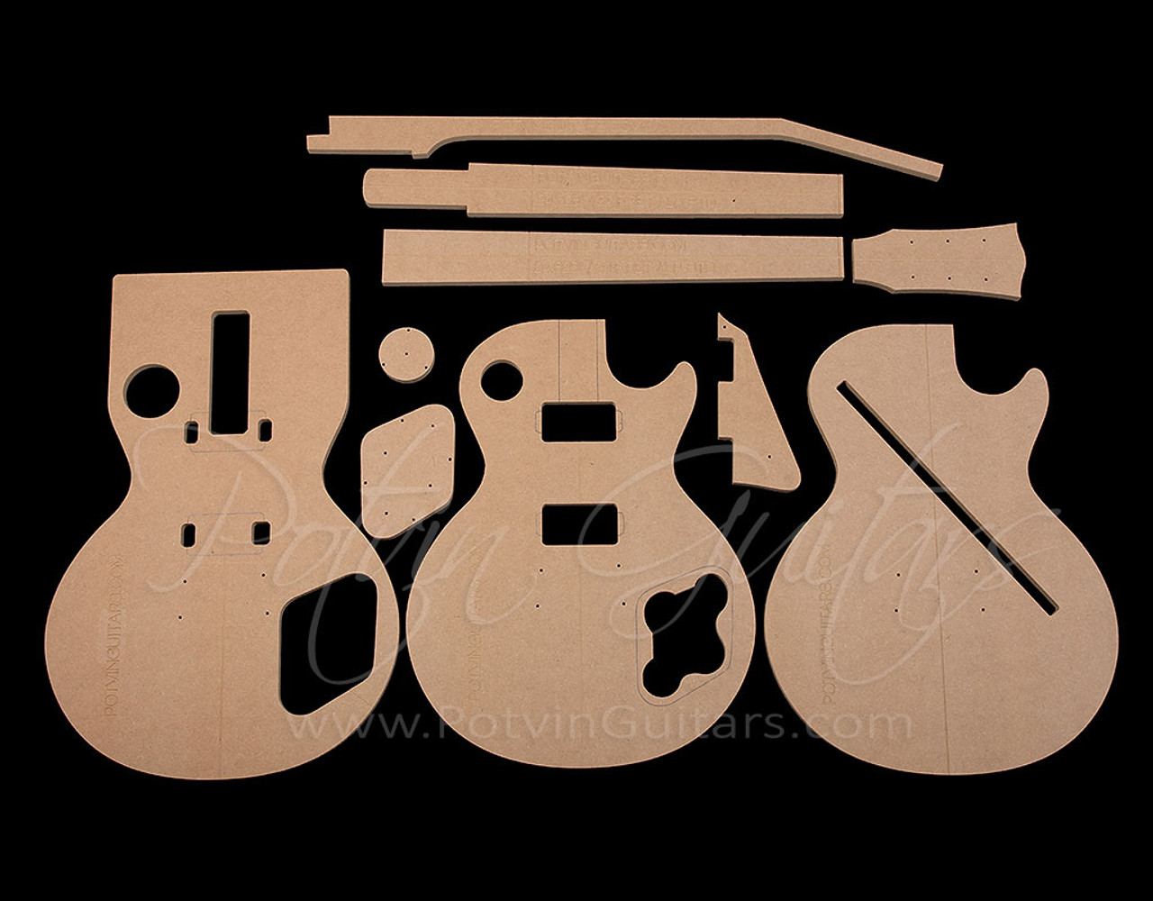 LP Standard Template Set
