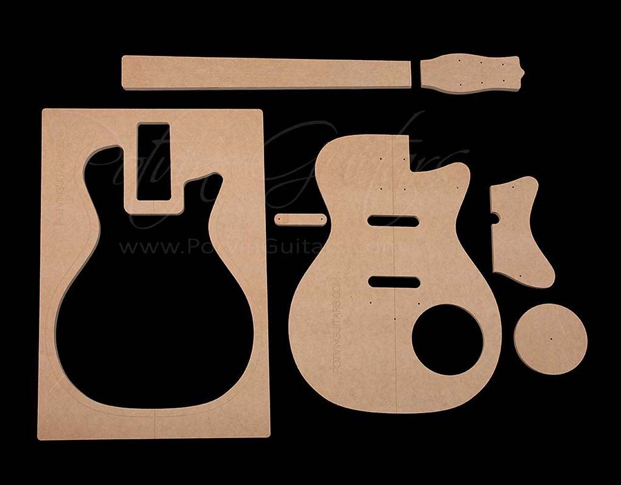 U1 / U2 Template Set