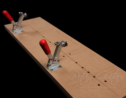Face Dot Drilling Jig