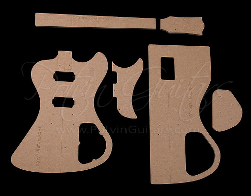 RD-Style Bolt-on Template Set