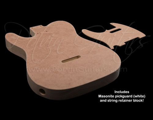 Danelectro inspired T-Style body