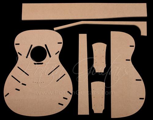 Acoustic OO Template Set