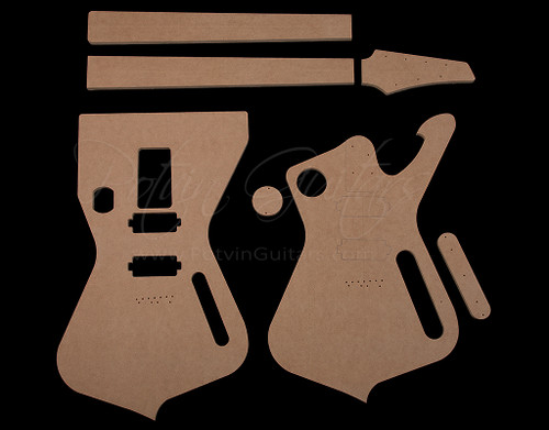 Iceman 7 String Template Set