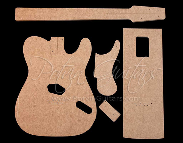 Snakehead T-Style Template Set