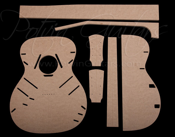 Acoustic OM Template Set