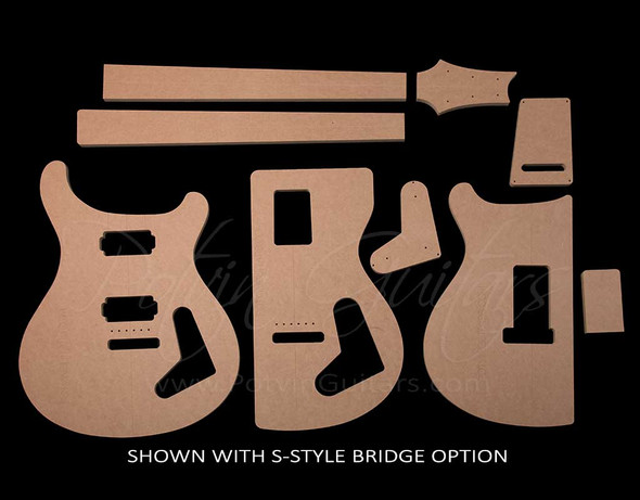 PRS22 Style Template Set