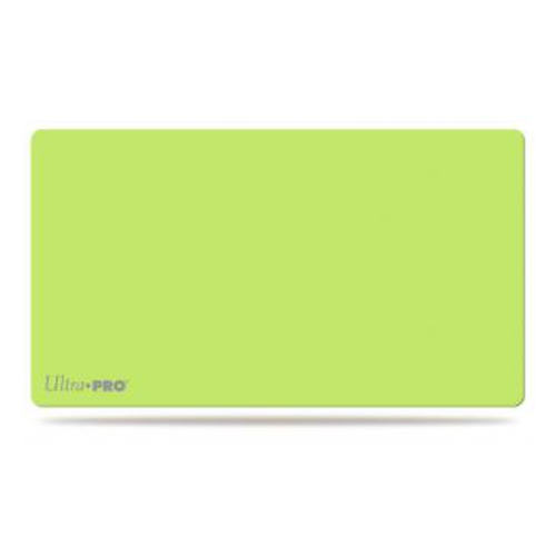 Solid Lime Green Playmat