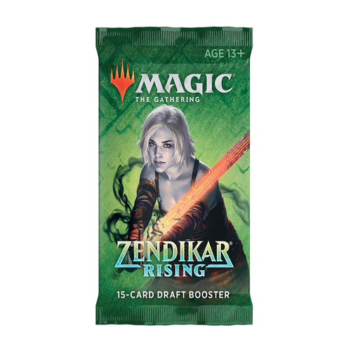 Zendikar Rising Booster Pack
