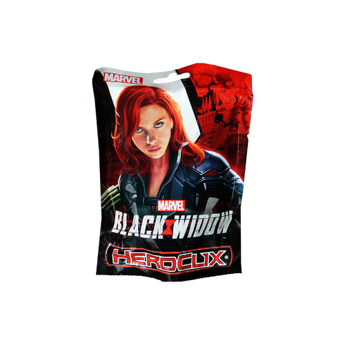 HeroClix: Black Widow Movie Foil Pack