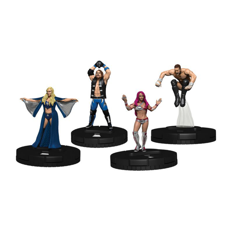 HeroClix WWE Series #1 Expansion Pack