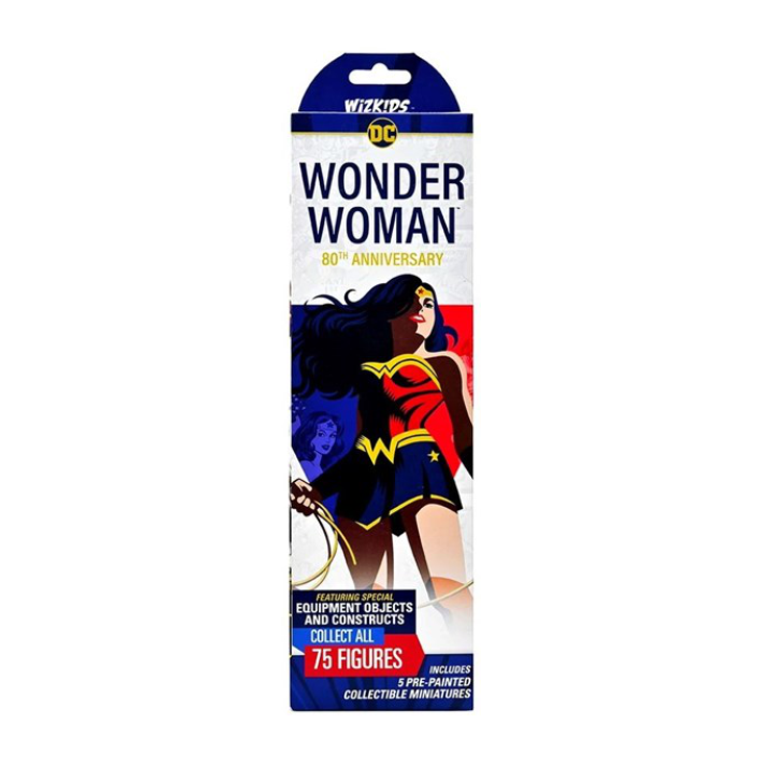 HeroClix Wonder Woman 80th Anniversary Booster Pack