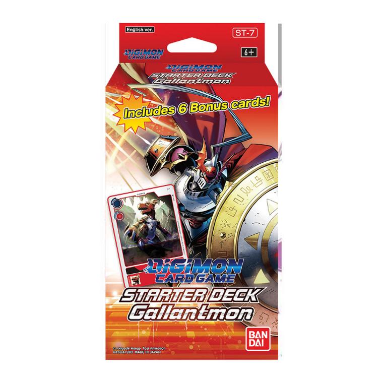 Digimon TCG: Starter Deck - Gallantmon