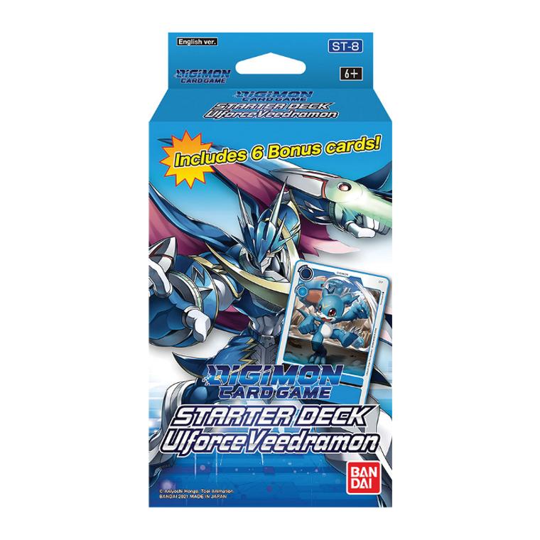 Digimon TCG: Starter Deck - Ulforce Veedramon
