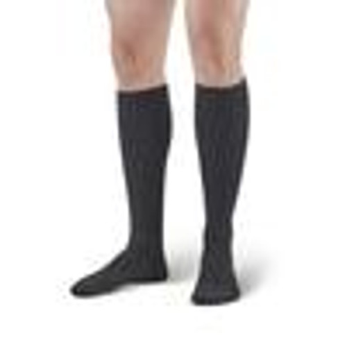 Our Moderate Graduated Compression Coolmax® Knee High Sock, gives you a new level of comfort in a support sock, at a terrific Ames Walker price!