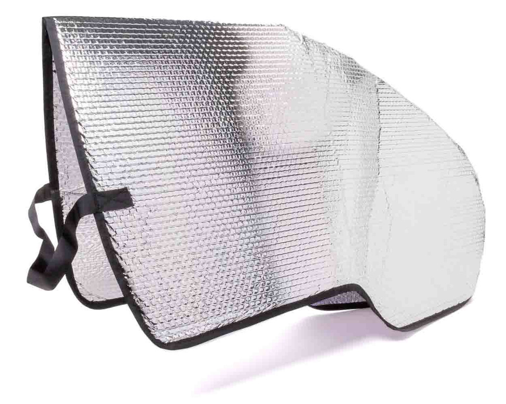 Tail Tank Cooler Cover Fits All Tanks Silver TIP5460 Sprint Car Ti22 Performance
