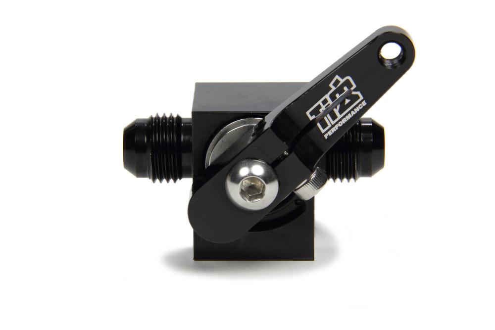 Fuel Shut Off -6 Waterman Style TIP5580 Sprint Car Ti22 Performance