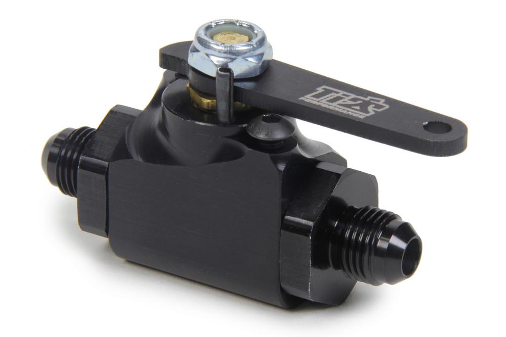 Fuel Shut Off -6 Billet MPD Style TIP5585 SprintCar Ti22 Performance