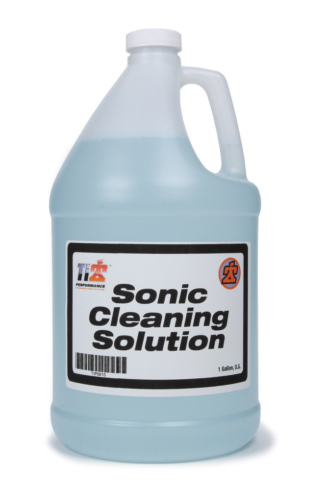 Sonic Cleaning Solution 1 Gallon TIP5610 Sprint Car Ti22 Performance