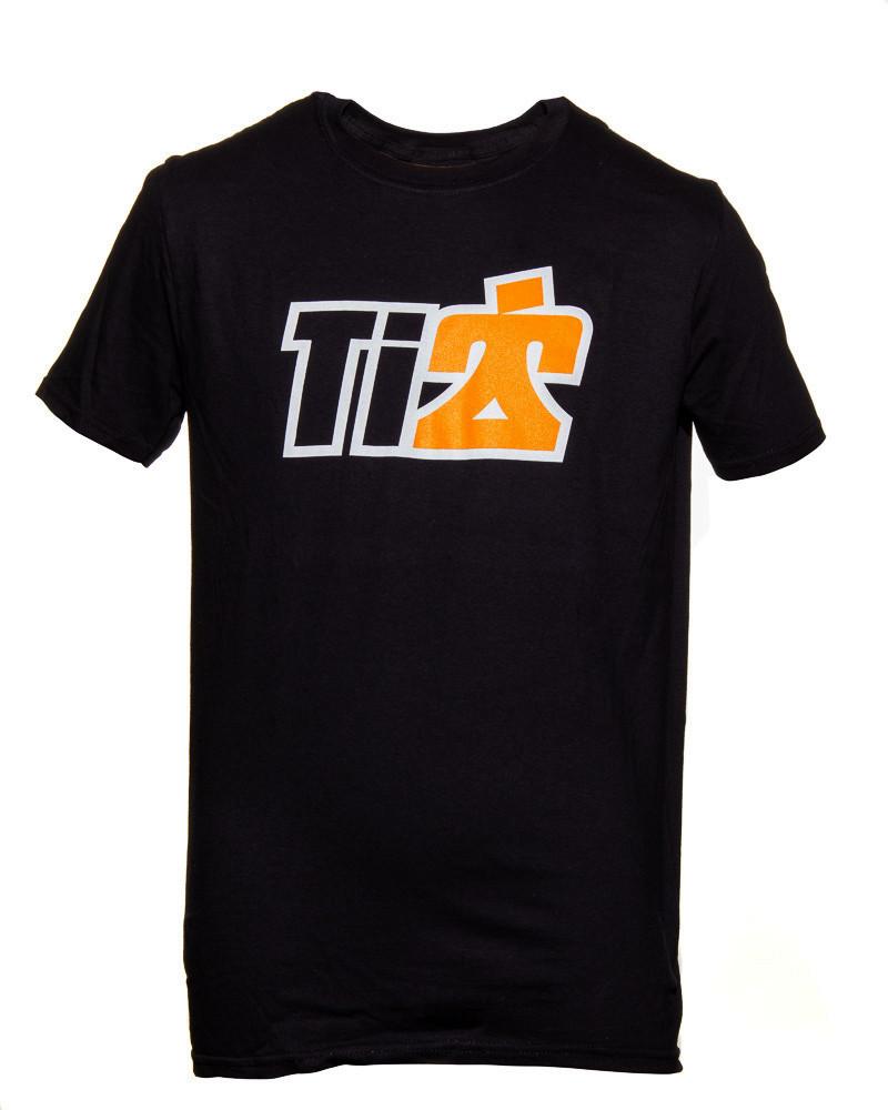 TIP9142M Ti22 Logo Softstyle T Shirt Medium Ti22 Performance