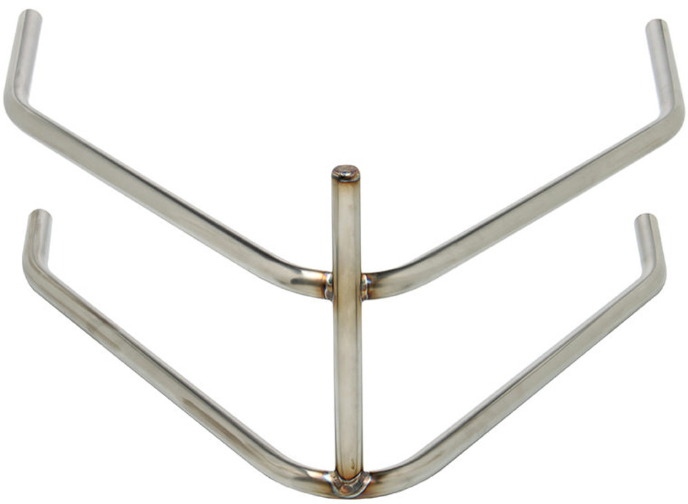 Lightweight Rear Bumper Stainless TIP7030 Sprint Car Ti22 Performance