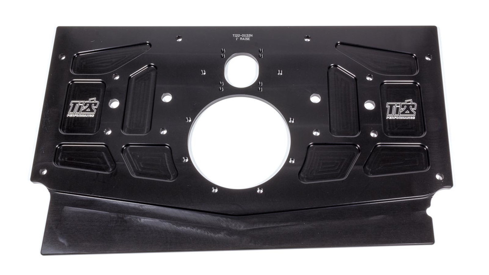 Motor Plate - Rear TIP5000 Sprint Car Ti22 Performance
