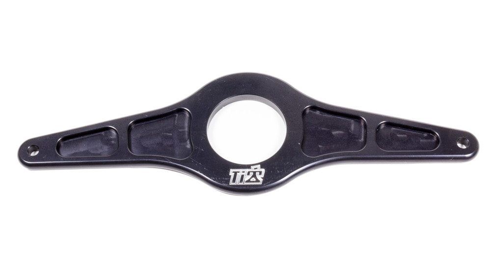 Steering Box Half Mount Black TIP3070 SprintCar Ti22 Performance