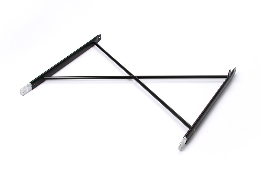 Aero Wing Tree Assembly Black 16in Steel TIP6004 Sprint Car Ti22 Performance