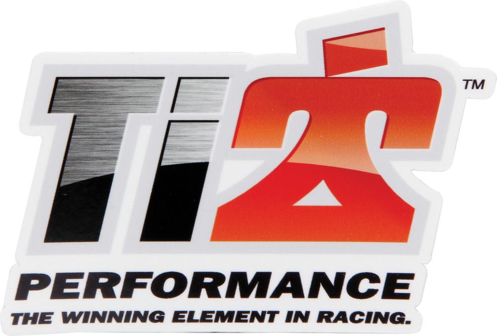 Ti22 Decal 4x6 TIP0050 SprintCar Ti22 Performance
