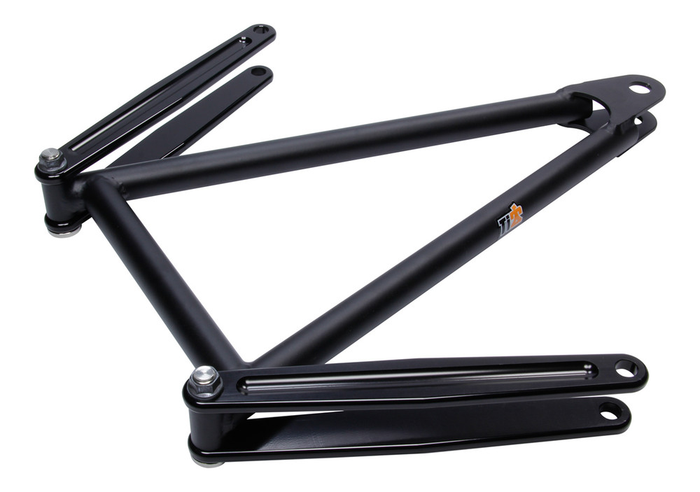 Jacobs Ladder 13-5/8 Blk Chromoly w Ti Hardware TIP2433 SprintCar Ti22 Performance