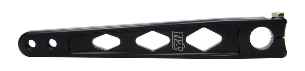 Pitman Arm Straight Broach Black TIP3044 Sprint Car Ti22 Performance
