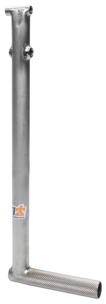 Titanium Brake Pedal 1in Raised Rail TIP4000 SprintCar Ti22 Performance