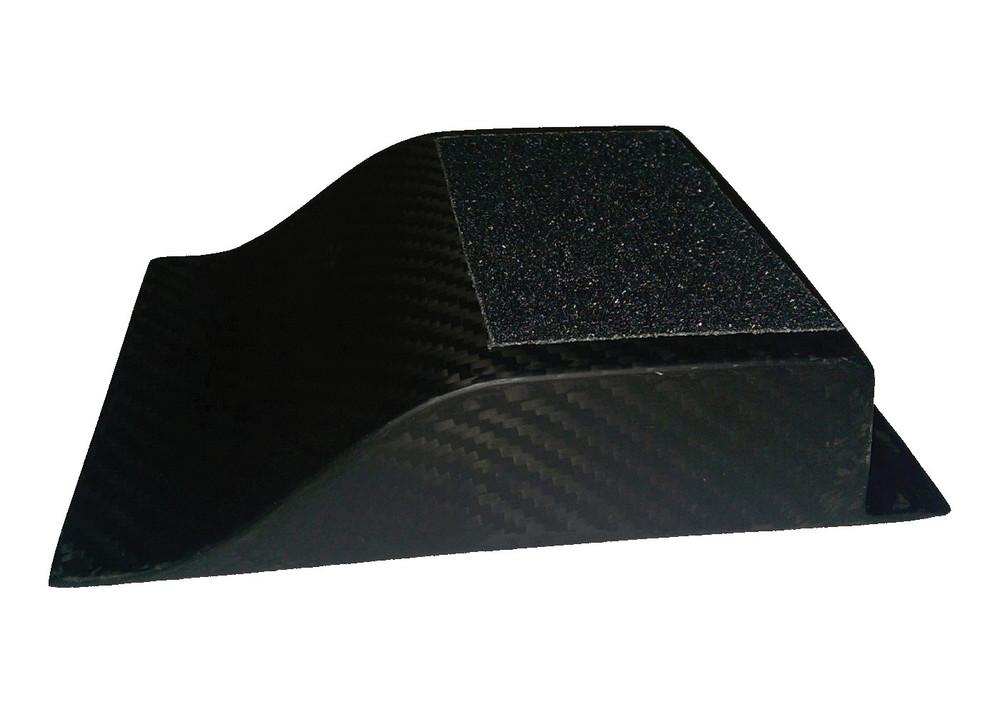 1-1/2in Heel Riser Carbon Fiber TIP4112 Sprint Car Ti22 Performance
