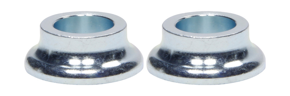 Cone Spacers Steel 1/2in ID x 3/8in Long 2pk TIP8211 Sprint Car Ti22 Performance